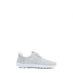 Buty Sportowe Białe Błyszczące