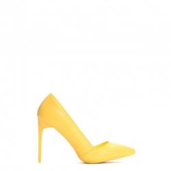Szpilki Żółte Sisi