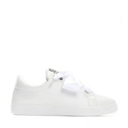Buty Sportowe Białe Błyskotki